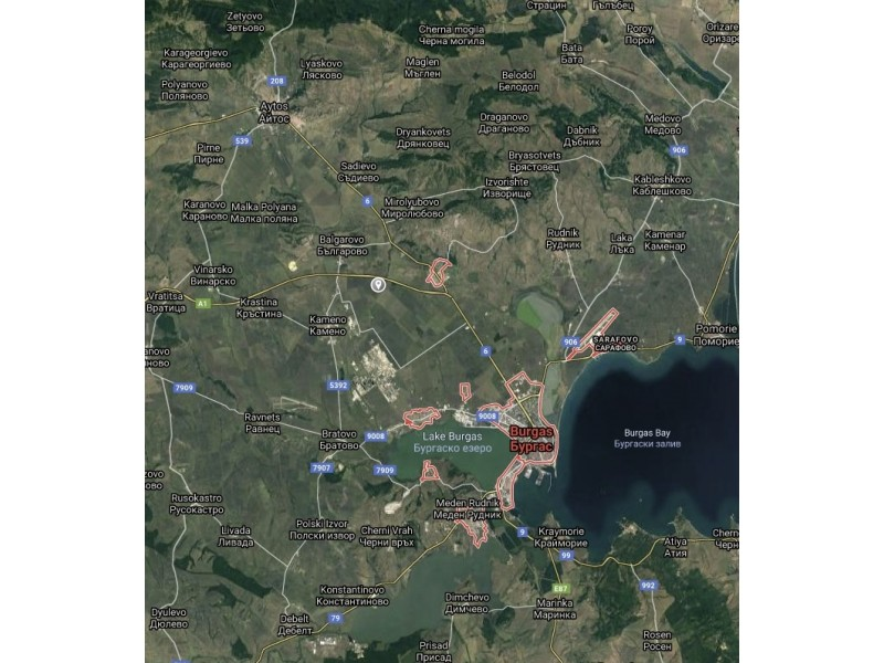 Bulgarian Company For Sale with Multiple Properties and Land
